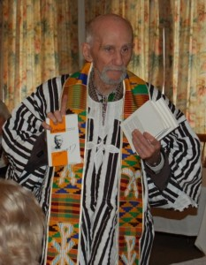 Pater Frans 85 jaar